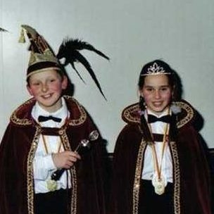 2003 Prins Danny & Prinses Dominique