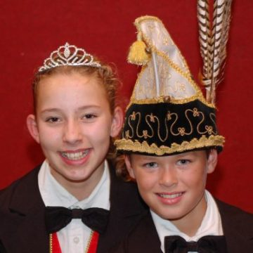 2017 Prins Tom & Prinses Lena