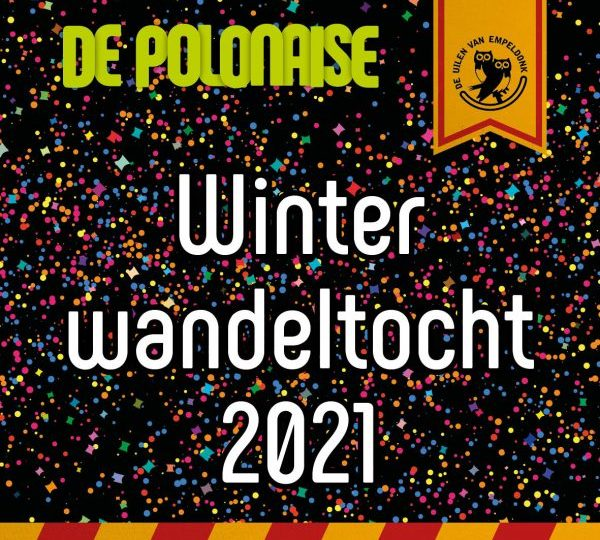 Winter wandeltocht 2021